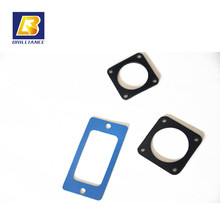 Custom New material electrical conductivity rubber gasket,custom make rubber gasket,conductive silicone rubber