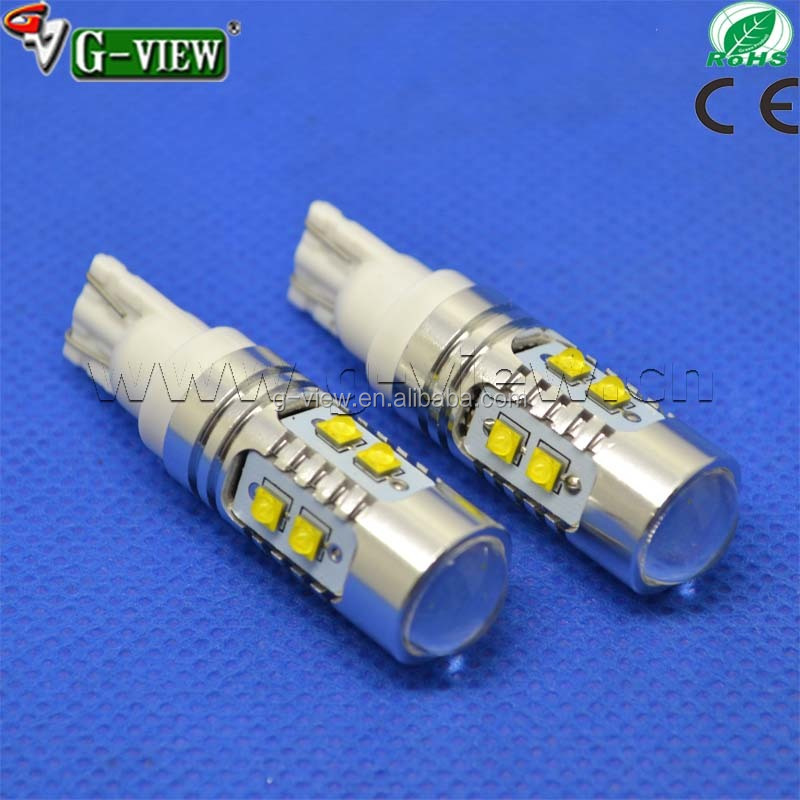 2017 new bulbs New T10 led ,led car bulb 501 ,50w creechip auto led bulb