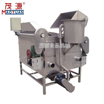 Automatic Multi-functional Peanut/Bean/Cashew Nut Stir Frying Machine
