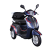 Hot Sale mobility motorcycle 3 wheel electric scooter