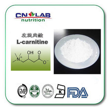 How to lose weight/sport nutrition supplement L-carnitine powder 100% natural lose weight