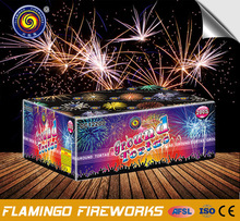 Alibaba express 300 shots display cake fireworks professional 1.3g