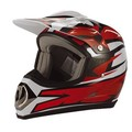Mens cross helmet with good quality---ECE/DOT Approved