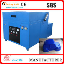 New type! Plastic vacuum former for moulds