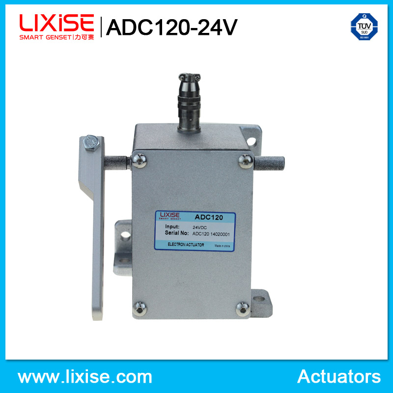 ADC120 diesel engine governor actuator 12/24v electric valve actuator