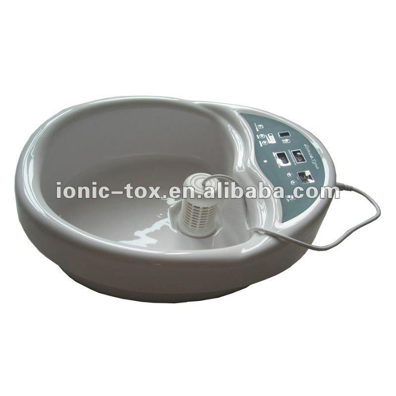 ionic desintoxication machine