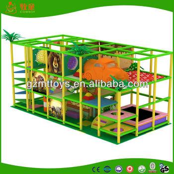 Big baby land adventure indoor plastic jungle gym buy for Baby jungle gym indoor
