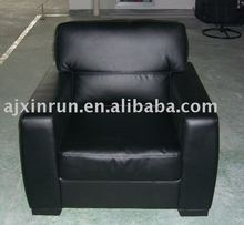 single black sofa,arm chair,hot sale office sofa