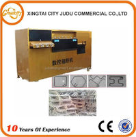 Automatic 3d cnc steel wire bending machine/wire forming machine