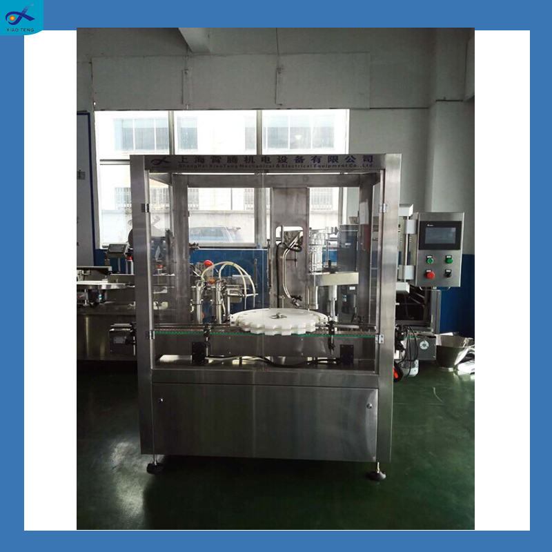 High quality glass jar honey straw filling machine with viscous liquid