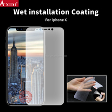 2017 Newest OLED High Clear Sensitive Smooth Touching Screen Protector Guard For Iphone X