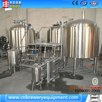 Used beer brewing equipment, used brewery equipment