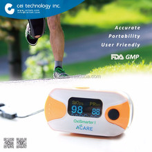 Best CE and ISO Approved Digital Fingertip Finger Pulse Oximeter Manufacturers