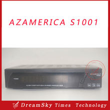 Azamerica S1001 Decoder with Free IKS+SKS Nagra3 Twin tuner receptor AZ Amaerica S1001 satellite receiver for South America