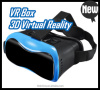 Newest Original Creation VR BOX Virtual Reality Glasses New design 3D Glasses for phone