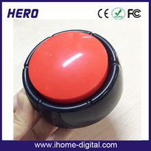 Customized sound buzzer with timer game show buzzer best gift for boys