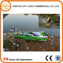 remote control automatic fishing boat
