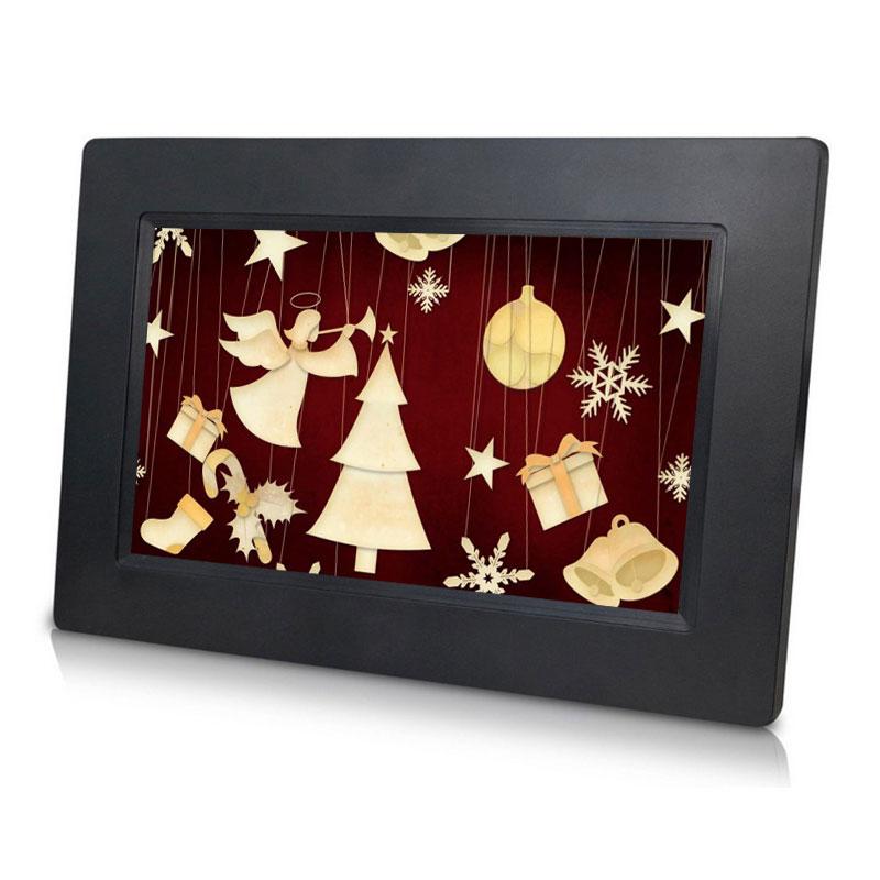 Électronique Album Photo 10 pouces LED panneau d'affichage portable affichage numérique alimenté par batterie - ANKUX Tech Co., Ltd