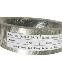 Pure Nickel 99 7 Strip For
