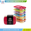Microwave Transparent Airtight Food Storage Container With Lid