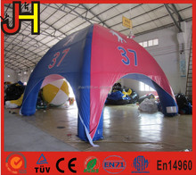 Custom Inflatable spider dome tent, inflatable spider tent uk