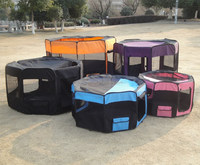 2016 Foldable Dog Playpen