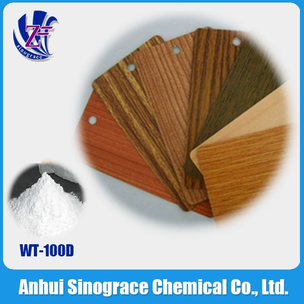 Wood deco paint/coating matting agent WT-100D