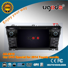 ugode Toyota Corolla Car dashbard Stereo gps right left hand drive