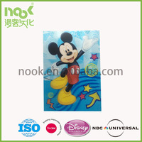 Customized 3D Cartoon Souvenir Postcard,Lenticular Postcard