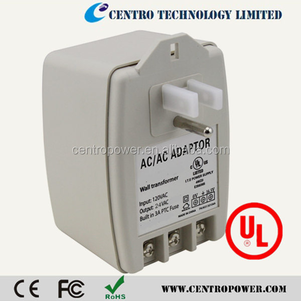 110v-240v 24V 2A Power Adapter / AC DC Adapter / AC power adapter 24v