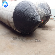 Hot sale Natural Rubber Inflatable Salvage Airbags for Boat