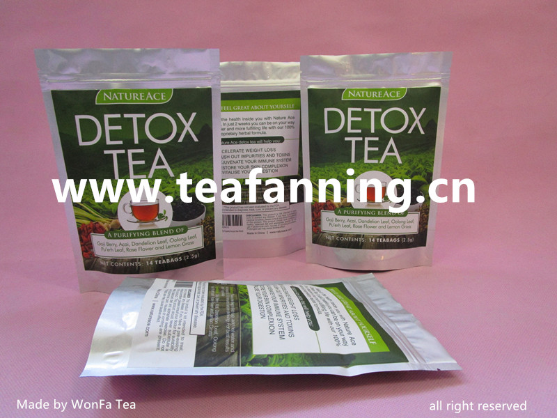 Custom herbal tea 100% organic ,USFDA