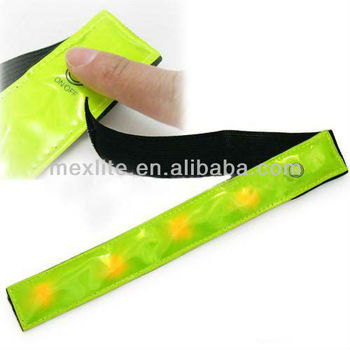 Reflective Led Armband For Sports Running Cycling