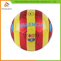 HOT SALE different types sports soccer ball from manufacturer