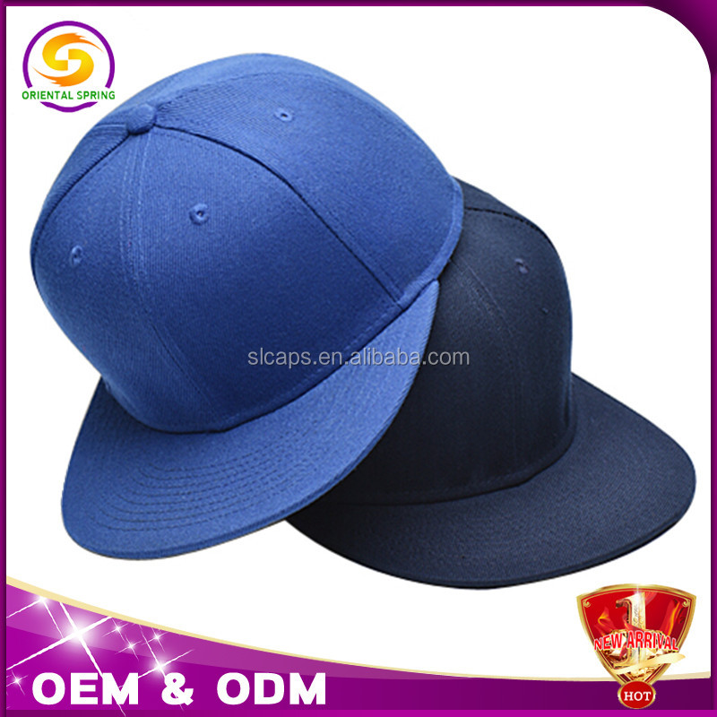 plain blank snapback hats wholesale