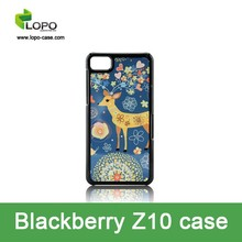 Popular sublimation cell phone case for Blackberry Z10
