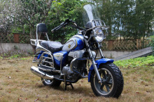 Chinese manufacturer 150CC Chopper Motorcycle