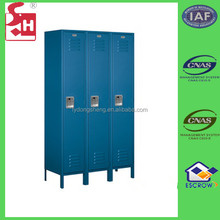 Great Quality Steel Wardrobe With Legs,Lateral Metal Locker