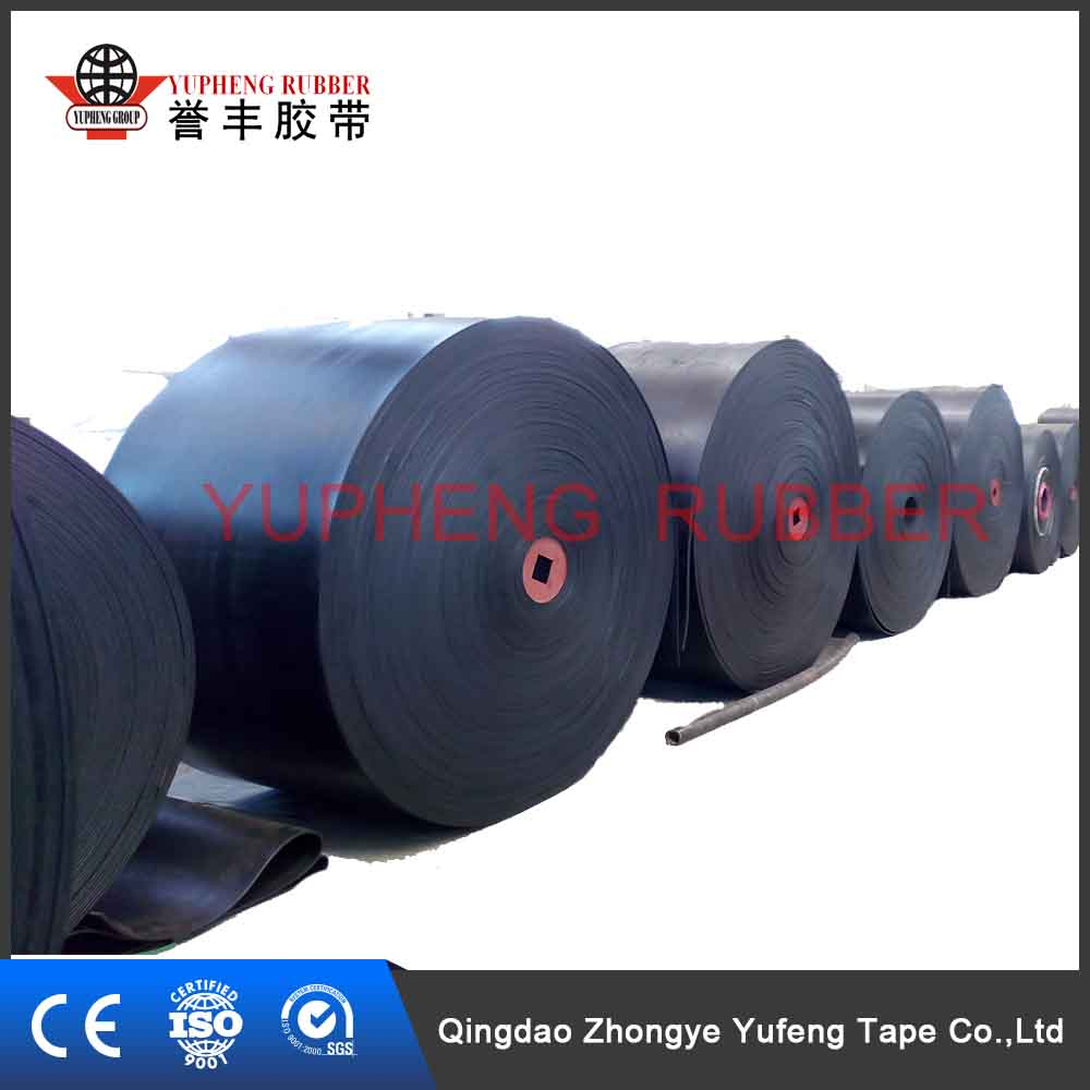 Nylon NN Rubber Conveyor Belt Systems