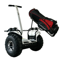 popular design big wheel golf carts,self balance electric scooter with golf bag carrier