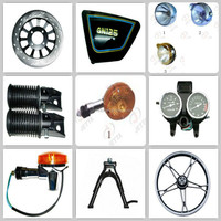 Cheap price for GN125 motorcycle parts with OEM quality