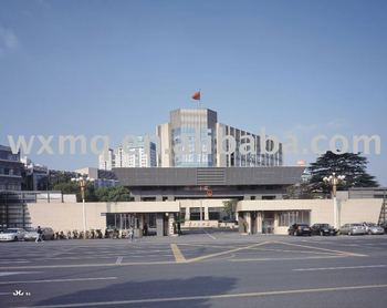 Curtain Wall for Wuxi Government Building