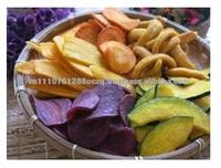 Hot Quality Mixed Fruits Chips
