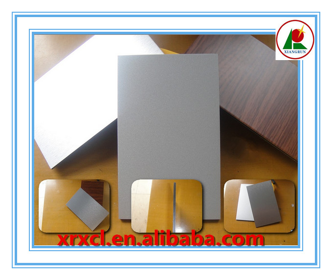 composite aluminum panels for separation wall
