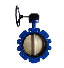 2015 new type high quality butterfly valve oil and gas