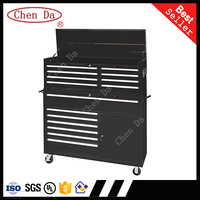 2015 Heavy duty top tool chests with rolling tool cabinet