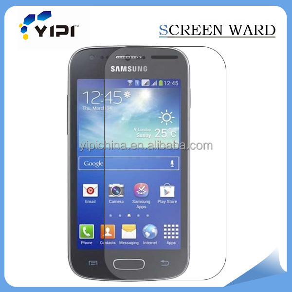 Professional factory Super guard lcd screen protector for Samsung Galaxy Ace Style