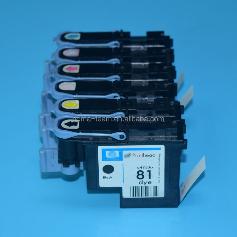 For HP Designjet 5500 Printhead For HP 81 Print head For HP 5000 5500 5000pc 5500ps