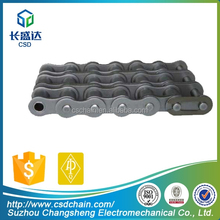 High intensity alloy steel suzhou roller chain with low price,OEM is accepted