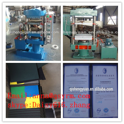 CE Certification Rubber Tile Vulcanizing press , rubber plate vulcanizer ,rubber curing press x(s)n-10x32 rubber kneader machine